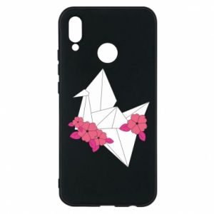 Phone case for Huawei P20 Lite Paper Crane - PrintSalon