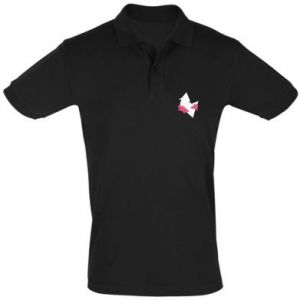 Men's Polo shirt Paper Crane - PrintSalon