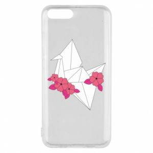 Phone case for Xiaomi Mi6 Paper Crane - PrintSalon
