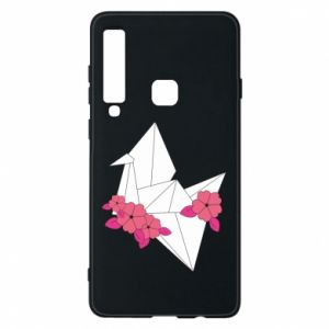 Phone case for Samsung A9 2018 Paper Crane - PrintSalon