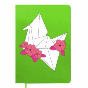 Notes Paper Crane