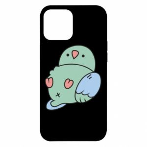 Etui na iPhone 12 Pro Max Parrot fell