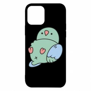 Etui na iPhone 12/12 Pro Parrot fell