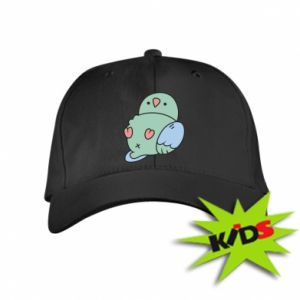 Kids' cap Parrot fell