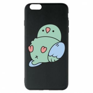 Phone case for iPhone 6 Plus/6S Plus Parrot fell