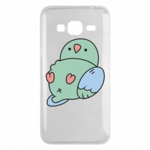 Phone case for Samsung J3 2016 Parrot fell