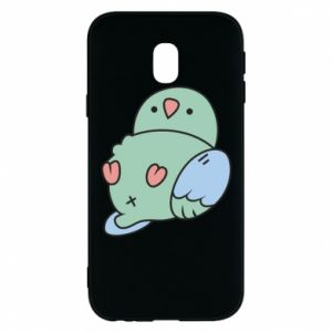 Phone case for Samsung J3 2017 Parrot fell