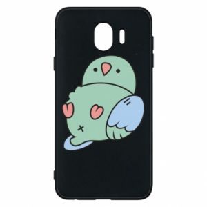 Phone case for Samsung J4 Parrot fell