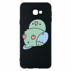 Phone case for Samsung J4 Plus 2018 Parrot fell