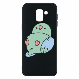 Phone case for Samsung J6 Parrot fell
