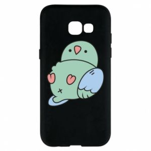 Phone case for Samsung A5 2017 Parrot fell