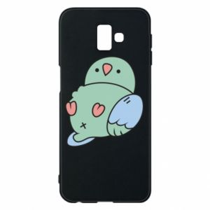 Phone case for Samsung J6 Plus 2018 Parrot fell