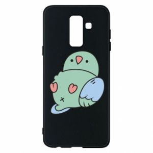 Phone case for Samsung A6+ 2018 Parrot fell