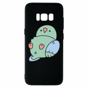 Phone case for Samsung S8 Parrot fell