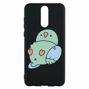 Phone case for Huawei Mate 10 Lite Parrot fell