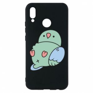 Phone case for Huawei P20 Lite Parrot fell