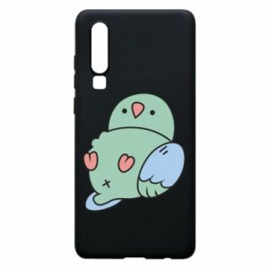 Phone case for Huawei P30 Parrot fell