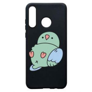 Phone case for Huawei P30 Lite Parrot fell