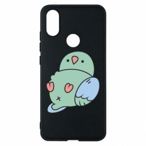 Phone case for Xiaomi Mi A2 Parrot fell