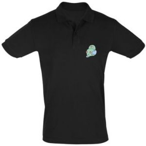 Men's Polo shirt Parrot fell