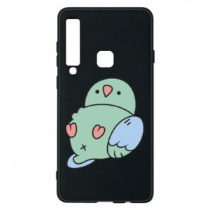 Phone case for Samsung A9 2018 Parrot fell