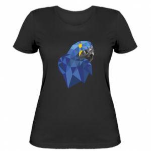 Koszulka damska Parrot graphics