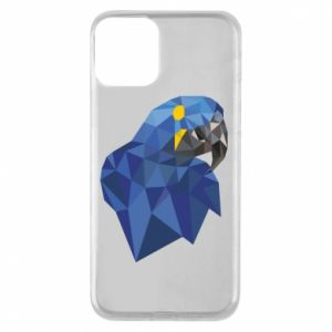 Etui na iPhone 11 Parrot graphics