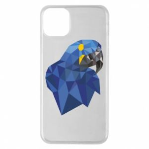 Etui na iPhone 11 Pro Max Parrot graphics