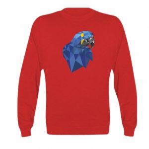 Bluza dziecięca Parrot graphics