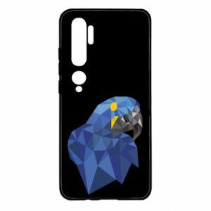 Etui na Xiaomi Mi Note 10 Parrot graphics