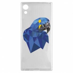 Etui na Sony Xperia XA1 Parrot graphics