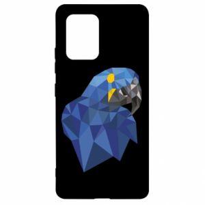 Etui na Samsung S10 Lite Parrot graphics