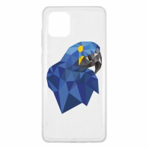 Etui na Samsung Note 10 Lite Parrot graphics