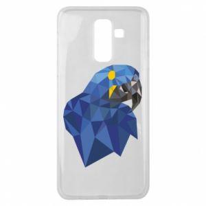 Etui na Samsung J8 2018 Parrot graphics