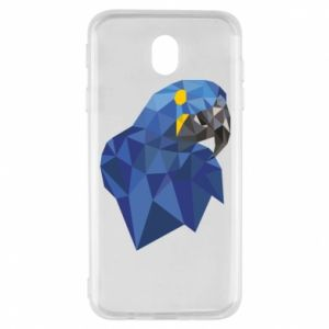 Etui na Samsung J7 2017 Parrot graphics