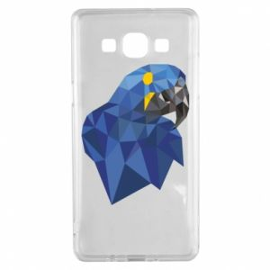 Etui na Samsung A5 2015 Parrot graphics