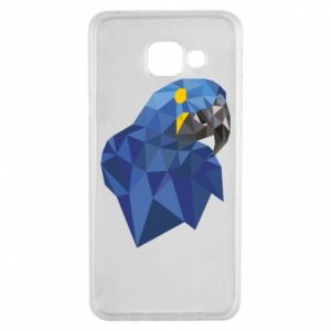 Etui na Samsung A3 2016 Parrot graphics