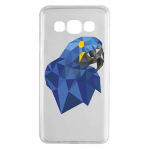 Etui na Samsung A3 2015 Parrot graphics