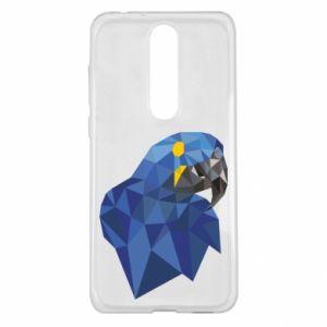 Etui na Nokia 5.1 Plus Parrot graphics