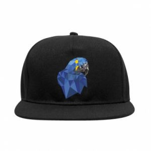 Snapback Parrot graphics