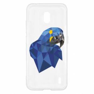 Etui na Nokia 2.2 Parrot graphics