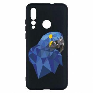 Etui na Huawei Nova 4 Parrot graphics