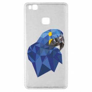 Etui na Huawei P9 Lite Parrot graphics