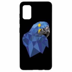 Etui na Samsung A41 Parrot graphics
