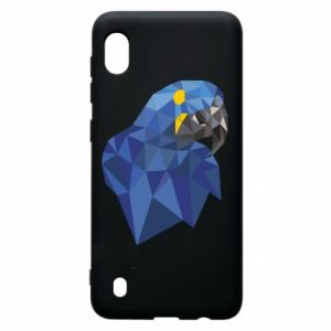 Etui na Samsung A10 Parrot graphics