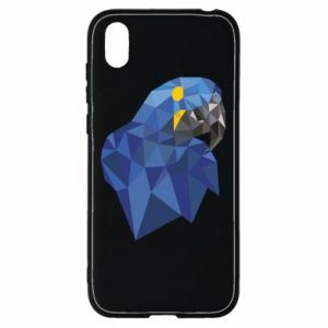 Etui na Huawei Y5 2019 Parrot graphics