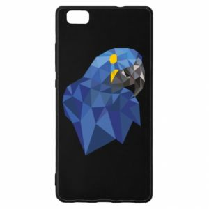 Etui na Huawei P 8 Lite Parrot graphics