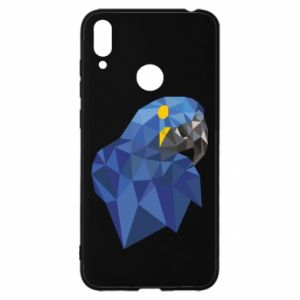 Etui na Huawei Y7 2019 Parrot graphics