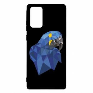 Etui na Samsung Note 20 Parrot graphics
