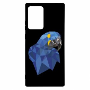 Etui na Samsung Note 20 Ultra Parrot graphics